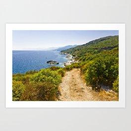 Corse 1.2 Art Print