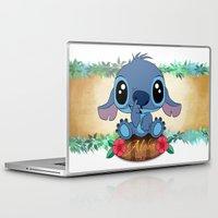 aloha Laptop & iPad Skins featuring Aloha... by Emiliano Morciano (Ateyo)