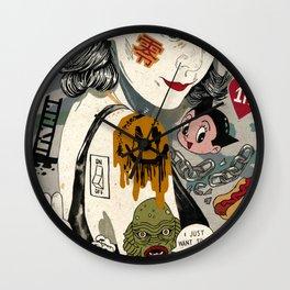 Lamour Wall Clock
