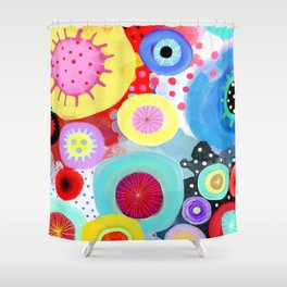 I know you are strong Shower Curtain