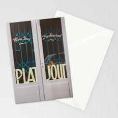 Plat du Jour Stationery Cards