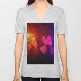 Saturday night party Unisex V-Neck