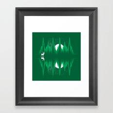 Equalizer Framed Art Print