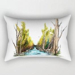Beaver Creek Rectangular Pillow