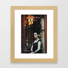 Vintage Chic I Framed Art Print