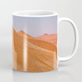The red dunes of Sossusvlei Coffee Mug