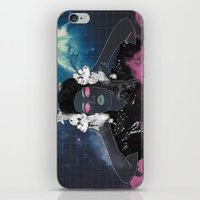 charli xcx iPhone & iPod Skins featuring CHARLI XCX by Lucas Eme A