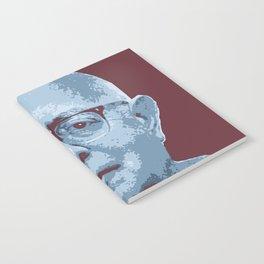 Theodor W. Adorno Notebook