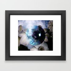 Aliens! They just Pop up everywhere Framed Art Print