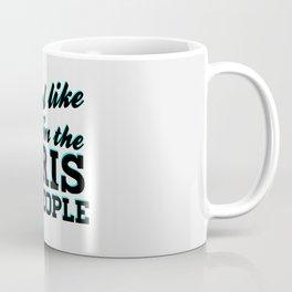 The Paris Of People - Brooklyn Nine-Nine Coffee Mug