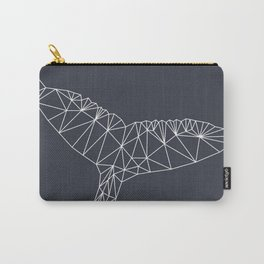Interconnected Whale Carry-All Pouch