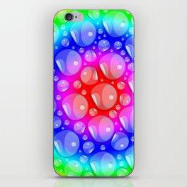 Water Rainbow iPhone Skin