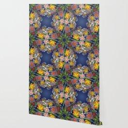 Encircled Garden Wallpaper