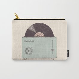 High Fidelity Toaster Carry-All Pouch