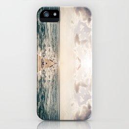 Kaleidoscape: Caye Caulker iPhone Case