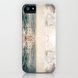 Kaleidoscape: Caye Caulker iPhone Case