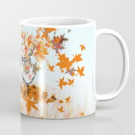 Celebrating Autumn Coffee Mug