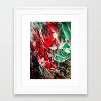 sagittarius Framed Art Prints featuring Sagittarius  by ART de Luna