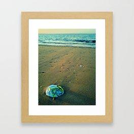 earth 2.0 Framed Art Print