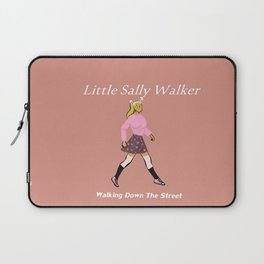 Sally Walker Laptop Sleeve