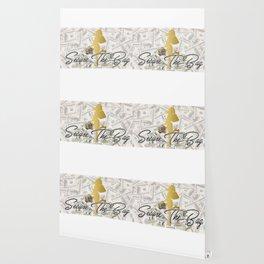 Secure the bag Wallpaper
