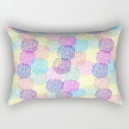 Netball love Rectangular Pillow