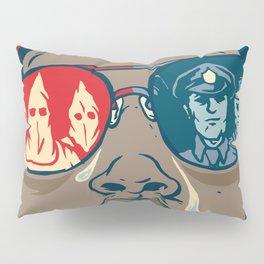 Dreaming While Black Pillow Sham