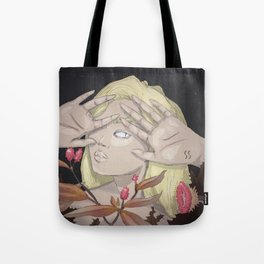 Forest witch Tote Bag
