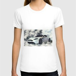 Aston Martin Vanquish T-shirt