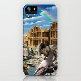 get peace of fudge iPhone Case