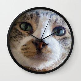 Kiko the Cat Wall Clock