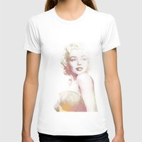 monroe T-shirts featuring Monroe by Sharna Myers