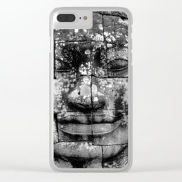 Angkor Wat Clear iPhone Case