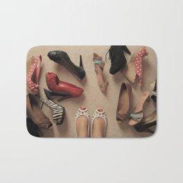 Shoes Bath Mat