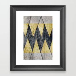 Open mOuth Framed Art Print
