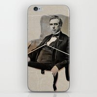 boss iPhone & iPod Skins featuring boss by ferzan aktas