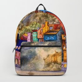 Old Edinburgh Backpack