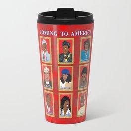 Coming to America Travel Mug