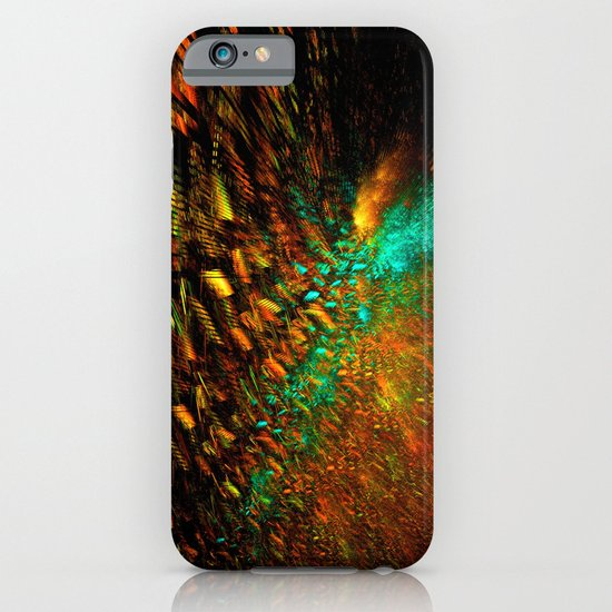 Festive Lights iPhone & iPod Case