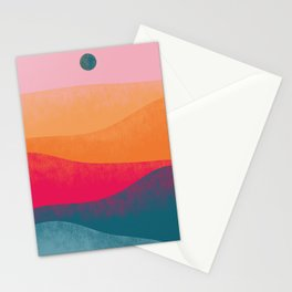 Sand Dunes #2 Stationery Cards