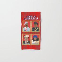 Coming to America Hand & Bath Towel