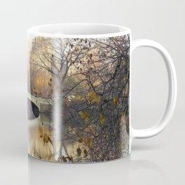 Bow Bridge Central Park in Fall Coffee Mug