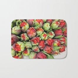 Tulips day Bath Mat