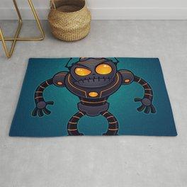 Angry Robot Rug
