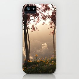 Skygate (Autumn) iPhone Case
