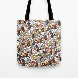 Catcatcats Tote Bag