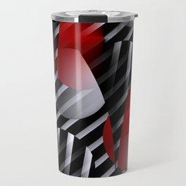 crazy patterns -4- Travel Mug