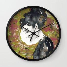 Manifestation I Wall Clock