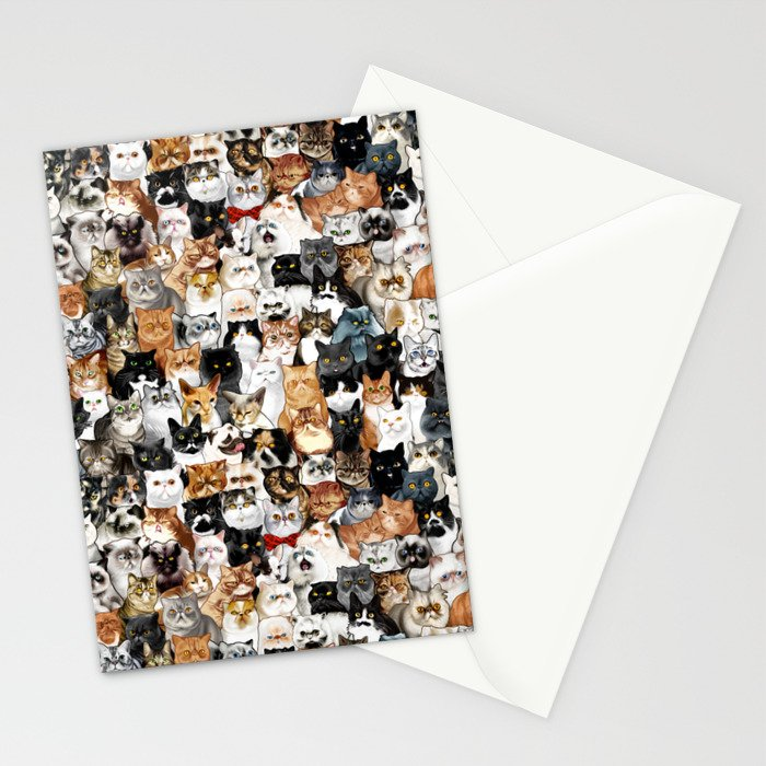 Catmina Project Stationery Cards