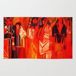 Women Varanasi Rug